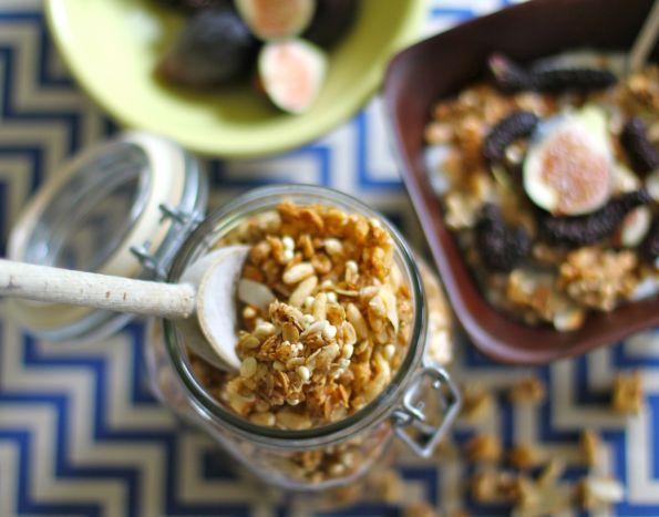 granola breakfast mix