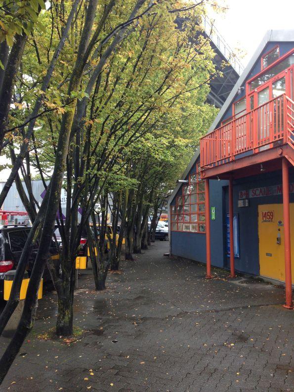 Granville Island. Vancouver, BC.